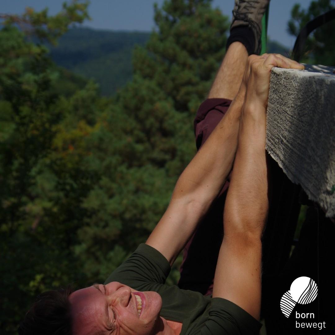 Workshop Yoga und Mobility fürs KletternKlettern